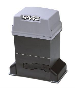 Automatisme de portail coulissant Faac 746 - Système de portail Faac