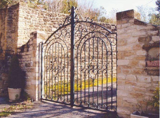 Vente portails barri res portes de garage valence dr me - Controle technique portes les valence ...