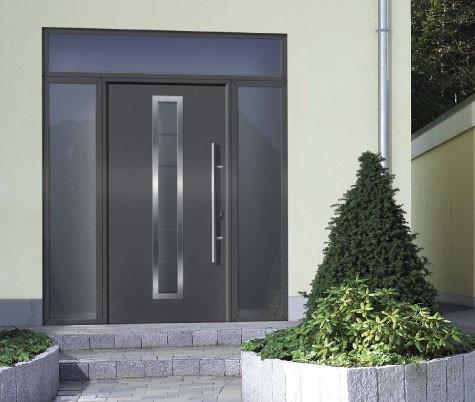 Fabricant de portes d 39 entr e en aluminium valence safelec - Fabricant de porte d entree ...