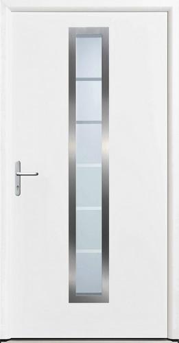 Porte d 39 entr e en aluminium thermopro hormann safelec - Hormann porte d entree ...