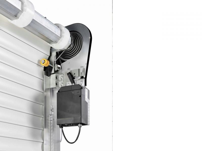 grille enroulement sb hormann dr me safelec. Black Bedroom Furniture Sets. Home Design Ideas