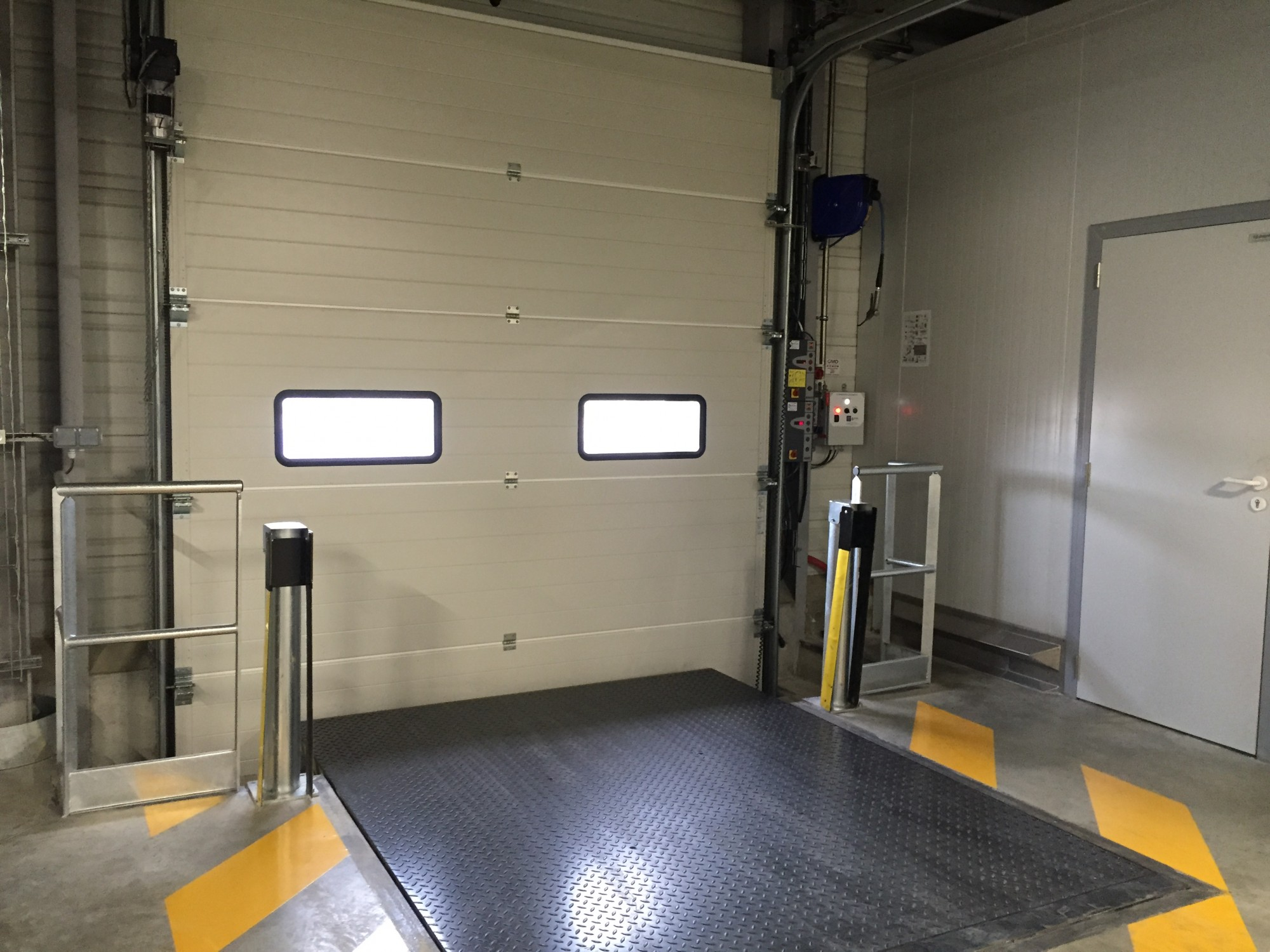 Toutes nos offres dr me safelec for Porte de garage industrielle hormann