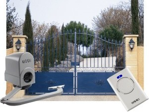 Automatisme électromécanique Faac 391 pour portail battant