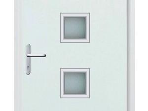 porte d 39 entr e en alu thermopro plus hormann safelec. Black Bedroom Furniture Sets. Home Design Ideas