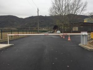 Barrière automatique en Rhône-Alpes - FAAC